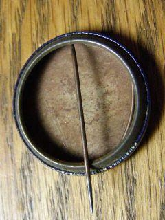 Vintage Fleischmanns Bread Advertising Celluloid Pinback Button B1