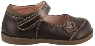 Girls Footmates Olivia Mary Jane Leather Toddler Casuals Girls Shoes