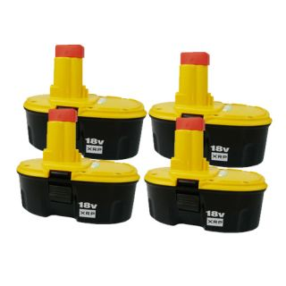 18V Ni CD Power Tool Battery for Dewalt XRP DC9096 DW9096 DW9095