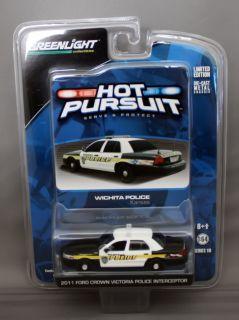 Hot Pursuit Series 10 2011 Ford Crown Victoria Wichita Kansas