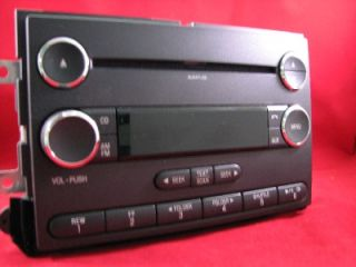 FORD TRUCK F150 F250 F350 EXPEDITION OEM FACTORY CD DISC AM FM PLAYER