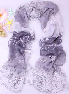 High Quality Girls Women New Fashion Long Soft Scarf Wrap Shawl Stole