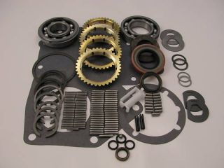 Ford Mustang Fairmont Granada Transmission Rebuild Kit
