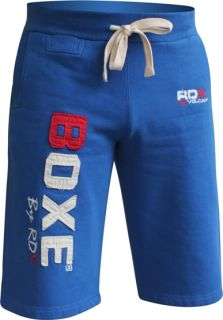 RDX Boxe Pro Fleece Shorts UFC MMA Gym Bottoms Mens Sports Gym Pants