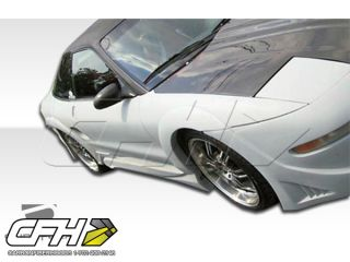 FRP 93 97 Ford Probe Millenium Wide Body Front Fender Flares 2pc