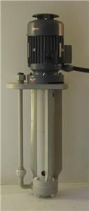 flender atb loher vertical chemical pump 3ph 1 2hp