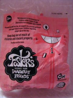 Burger King Toy Fosters Home for The Imaginary Friend