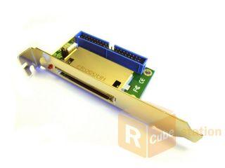 CF to 3 5 IDE Hard Disk Drive HDD PCI Adapter Mini ITX