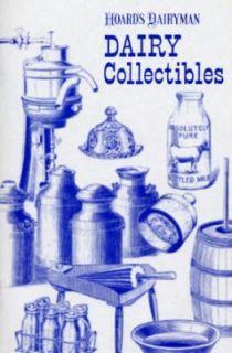 Dairyman Vintage Dairy Ref Book Milk Churn Butter Molds