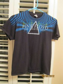 Kids Pink Floyd Dark Side of The Moon Shirt Size Small