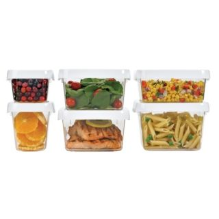 OXO Good Grips 12 Piece Lock Top Food Storage Container Set