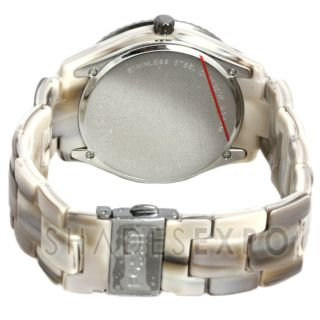 New Fossil Watches ES3089 Horn Grey