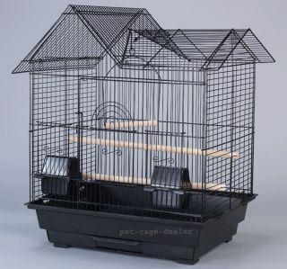 Cockatiel Lovebird Finch Cages Bird Cage 18x14x23H 1814233