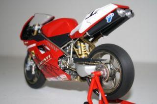 Minichamps 1994 Fogarty Signed Ducati 916 World Champ