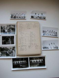 48 Notre Dame Football Playbook John Panelli Frank Leahy Leon Hart NFL