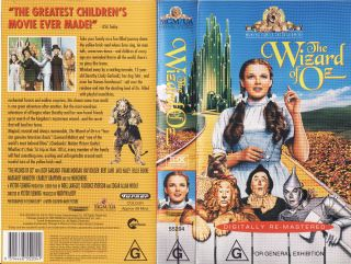 THE WIZARD OF OZ JUDY GARLAND FRANK MORGAN RAY BOLGER BRAND NEW PAL
