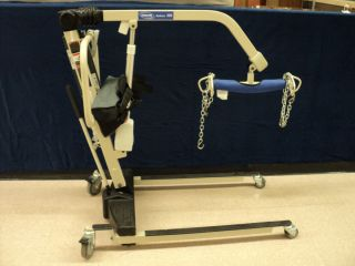 Portable Patient Lift Electric Model Reliant 450 by Invacare