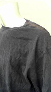 Foot Locker Mens XL Navy Soft Basic T Shirt Tee Long Sleeve Solid
