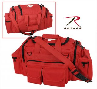 FIREFIGHTER FIRE MAN EMT EMS Paramedic medic medical med gear Bag 2659