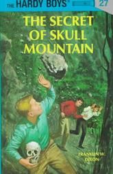 Secre of Skull Mounain Hardy Boys Book 27 Franklin W Dixon Good Har
