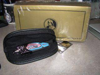 Davidson Collector Knife Franklin Mint w Box 1949 Hydra Glide
