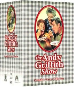 The Andy Griffith Show The Complete Series DVD 2007 40 Disc Set