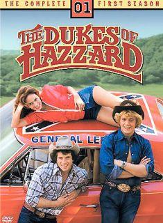 Hazzard The Complete First Season DVD 2004 3 Disc Set DVD 2004