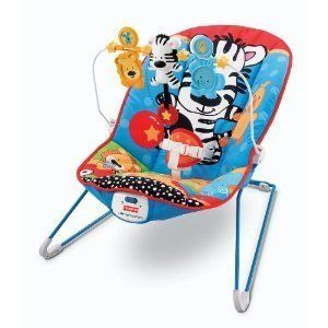 Fisher Price Adorable Animals Babys Bouncer Makes A Great Baby Shower