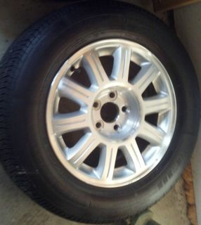 Ford Freestar Windstar Limited Wheels and Tires
