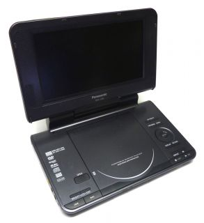 Panasonic DVD LS84 Region Free 8 inch Widescreen Portable DVD Player