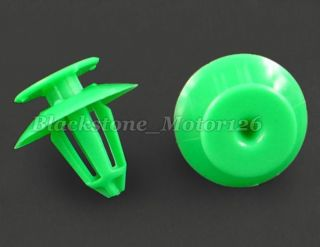50 Pcs Ford Mitsubishi BMW Mercedes Benz Door Trim Panel Clip Retainer