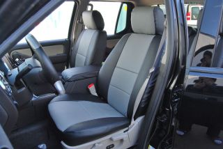 Ford Explorer Sporttrac 2001 2005 s Leather Seat Cover