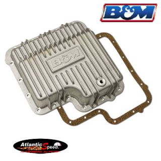 Deep Cast Aluminum Transmission Trans Pan Ford C6 C 6 Extra 2