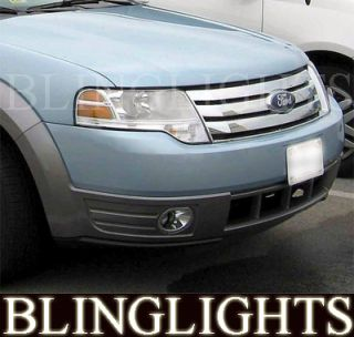 FEATURED 08 FORD TAURUS X FOG LIGHTS PAIR sel eddie bauer ltd