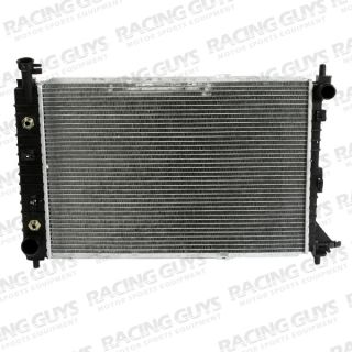 1997 2004 Ford Mustang 3 8L V6 Engine Cooling Radiator Replacement