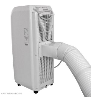 KY 80 8 000 BTU AC Portable Air Conditioner Cooler w Remote New