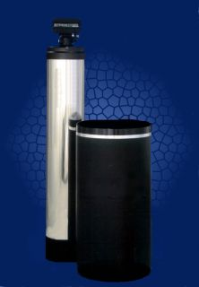 48K Fleck Metered Whole House Water Softener Filter