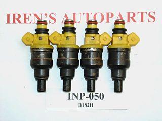 88 90 Mitsubishi Dodge Eagle Fuel Injector Set INP 050