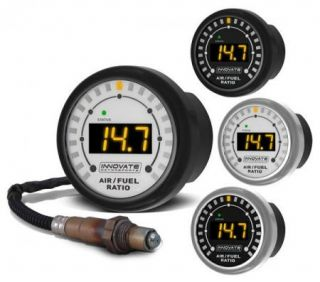 MTX L MTX Powersports Digital Air Fuel Ratio Gauge Kit 3845