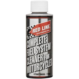 Red Line 60102 Complete Fuel System Cleaner 12oz