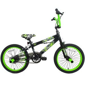 the no rules boys freestyle bike is designed to provide a
