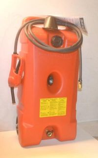 Flo NGo Duramax 28 3010 4 14 Gallon Wheeled Fuel Container