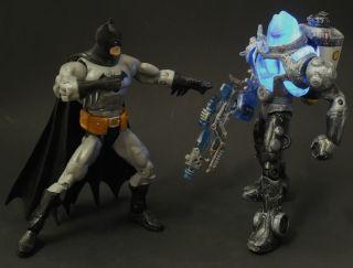 Legends DC Universe Classics Mr Freeze Batman Dark Knight Rises