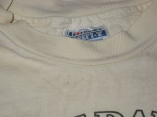Vtg 80s Mickey Mouse Harley Davidson T Shirt San Fran M