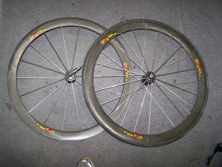 Carbon Road Bike Tubular Wheelset Made in France A Classic