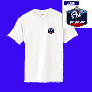 France National Soccer Football Patch Shirt French Team