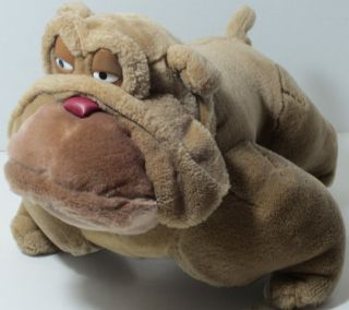 Vintage 1988 Disneys Francis from Oliver Company Stuffed Plush British