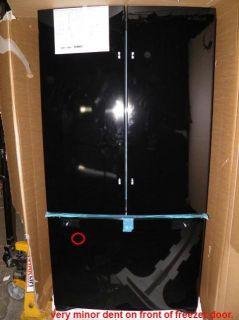 SAMSUNG RFG293HABP 29 CU. FT. BLACK FRENCH DOOR REFRIGERATOR