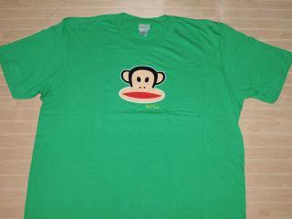 Paul Frank Julius T Shirt Green XL $38 00