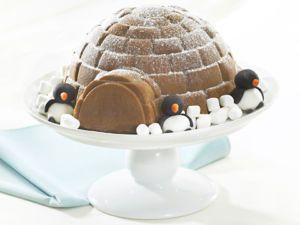Nordic Ware 81248 Igloo Ice Cream Bundt Cake Pan